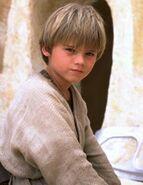 Anakin Skywalker Junge