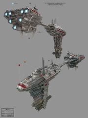 Vanguard Concept Art
