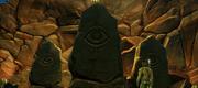 Gravuren im Stein