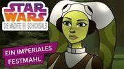 STAR WARS – DIE MÄCHTE DES SCHICKSALS – Ein imperiales Festmahl Star Wars Kids