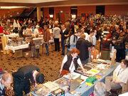 Händlerraum Jedi-Con 2008