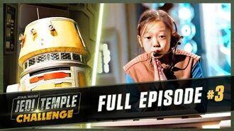 Star Wars Jedi Temple Challenge - Episode 3