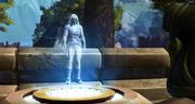 Meister Sendons Hologramm
