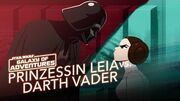 STAR WARS – GALAXY OF ADVENTURES Prinzessin Leia vs