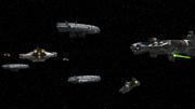 Rebellen-Netzwerk gegen Konvoi