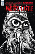 Tales from Vaders Castle 3 B&W