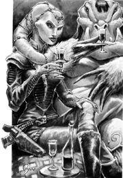 Shiri'ani und Valarian