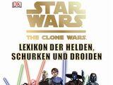 The Clone Wars – Lexikon der Helden, Schurken und Droiden