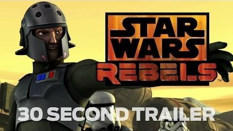 Star Wars Rebels Short Trailer (Official)