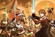Tales from The Clone Wars full Cover