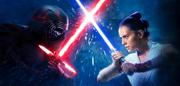 Rey gegen Kylo Ren