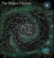 Hapes-Sternhaufen