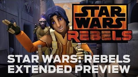 Star Wars Rebels Extended Preview (Official)