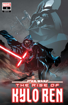 The Rise of Kylo Ren (Variant für 3)