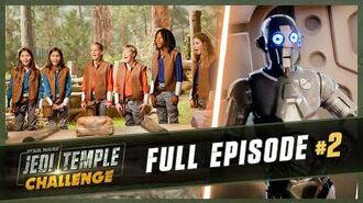 Star Wars Jedi Temple Challenge - Episode 2