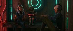 Ahsoka, Trace & Rafa - In ihrer Zelle