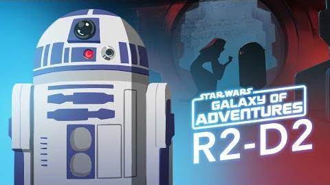 R2-D2 - A Loyal Droid Star Wars Galaxy of Adventures