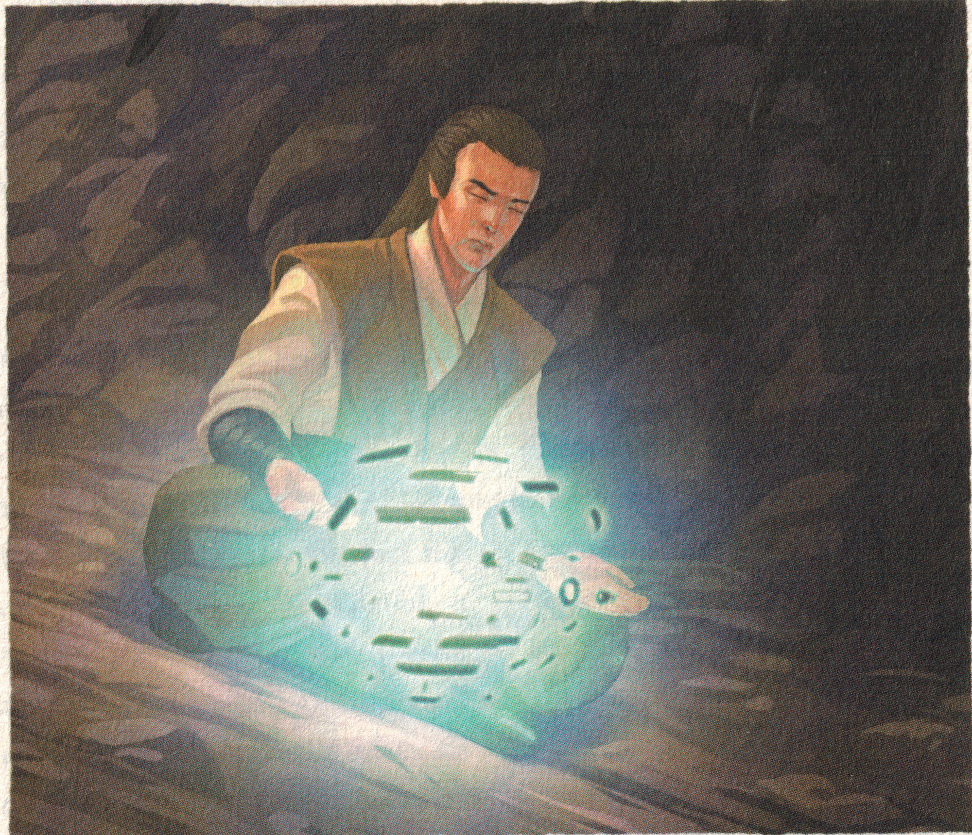 Meditation | Jedipedia | Fandom