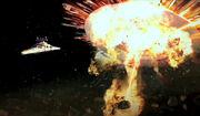 Werft-Explosion