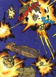 Schlacht um die Katana-Flotte