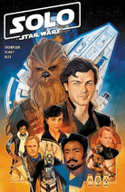 Solo A Star Wars Story Comic