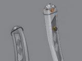 Ahsoka Tanos weiße Lichtschwerter