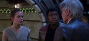 Aufeinandertreffen mit Han Solo