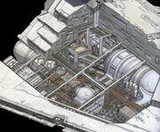 ISZ-Hauptreaktor