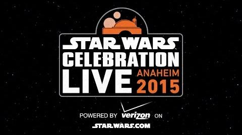 Star Wars Celebration Anaheim Live Stream, Powered by Verizon - Day 1