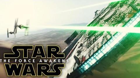 Star Wars Das Erwachen der Macht - Offizieller Teaser HD (Deutsch German)