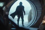 Mandalorian auf Eisplanet