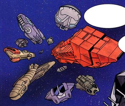 Schmugglerschiffe