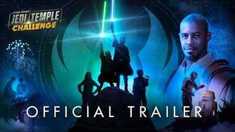 Star Wars Jedi Temple Challenge - Trailer