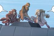 Beckett stielt Coaxium mit Solo und Chewie