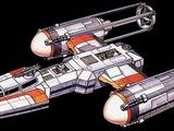 BTL-A4-Y-Flügel-Sternjäger/Legends