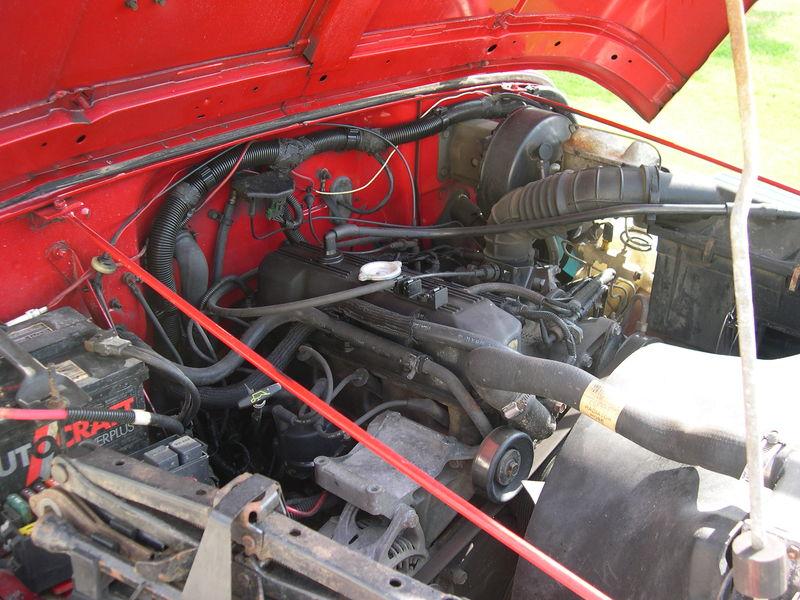 AMC Straight-4 engine   Jeep Wiki   FANDOM powered by Wikia