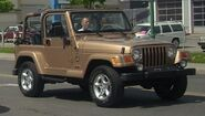 Jeep TJ Sahara Convertible 4.0L