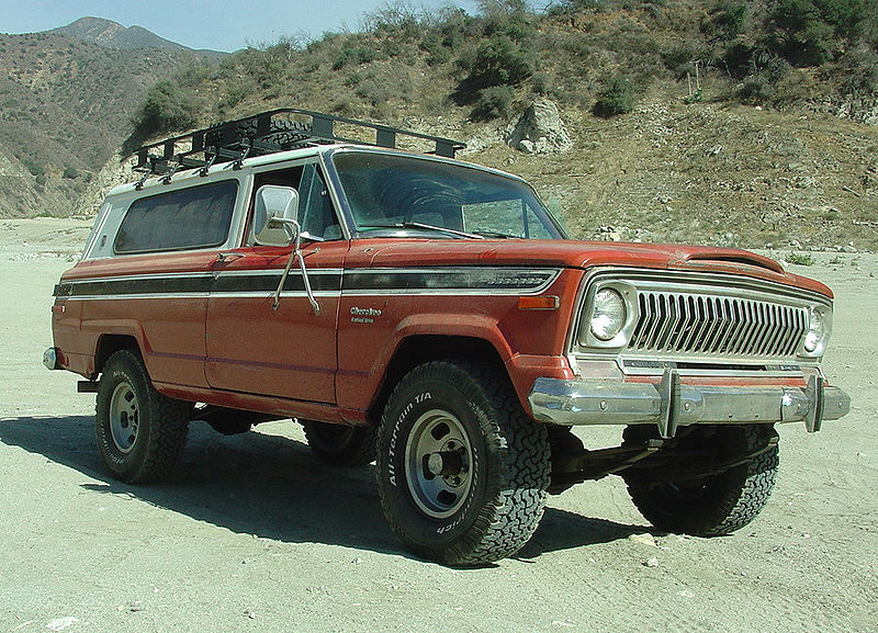 Jeep Cherokee SJ-XJ | Jeep Wiki | FANDOM powered by Wikia