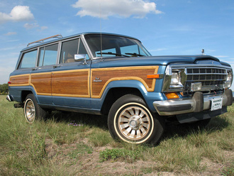Jeep Grand Wagoneer | Jeep Wiki | FANDOM powered by Wikia