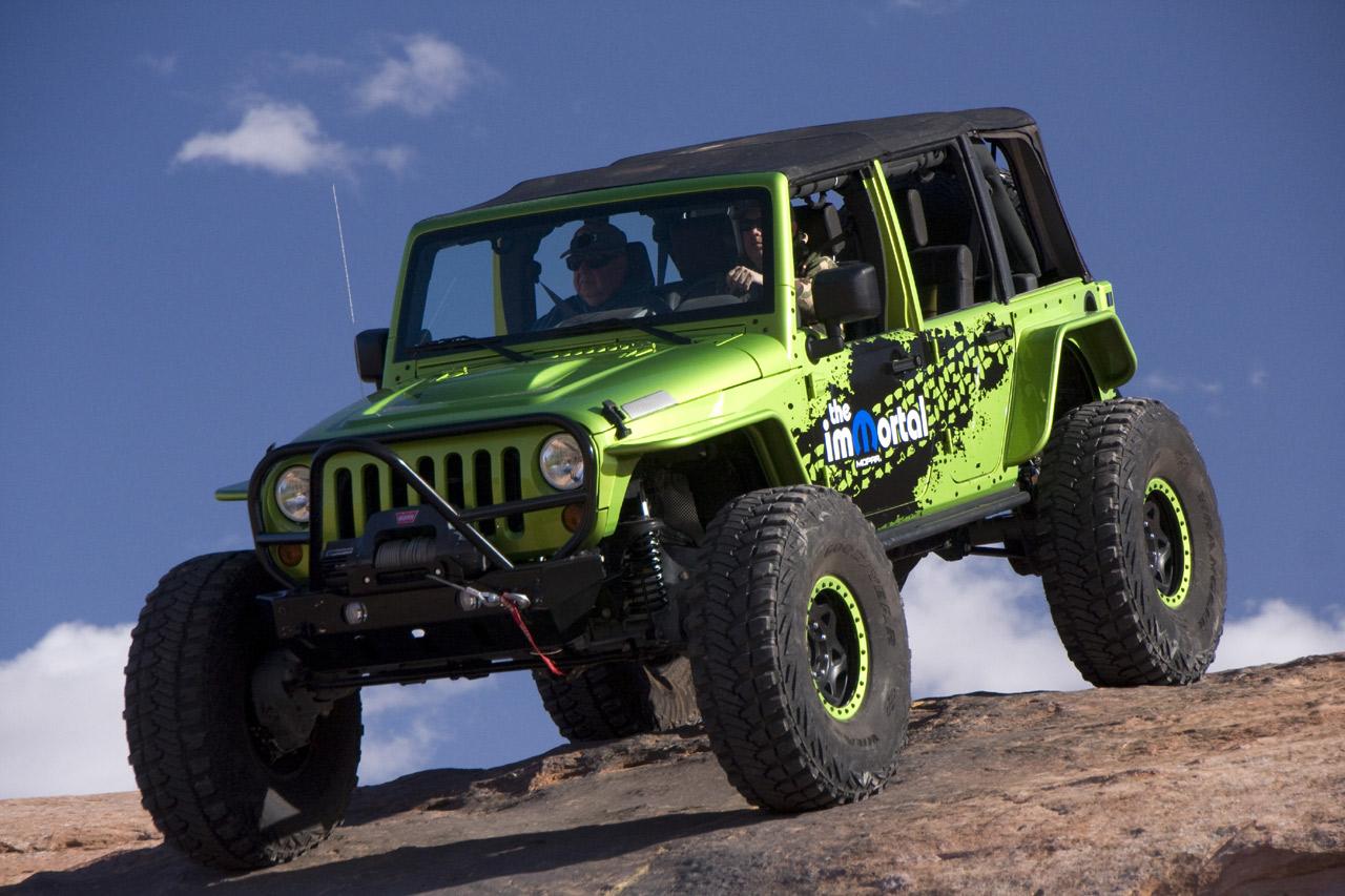 Jeep Mopar Immortal Concept Wiki Fandom Powered By Wikia Fc Truck