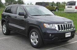 2011 Jeep Grand Cherokee Laredo -- 08-13-2010