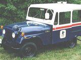 Jeep DJ