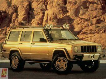 Jeep Cherokee Casablanca Jeep Wiki Fandom
