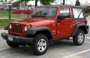 Jeep Wrangler X -- 10-06-2010