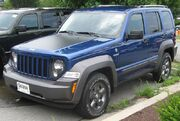 Jeep Liberty Renegade -- 08-12-2010