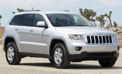 2011 Jeep Grand Cherokee Laredo -- NHTSA 2