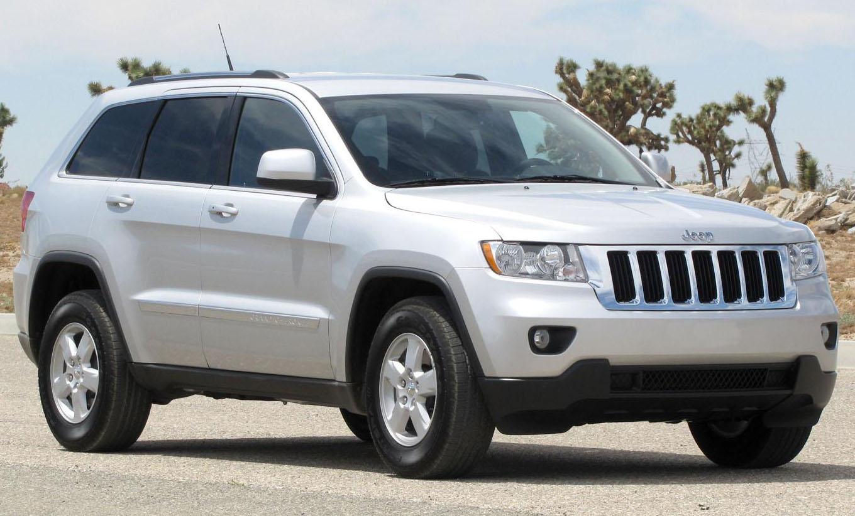 2017 Jeep Grand Cherokee Laredo Nhtsa 2