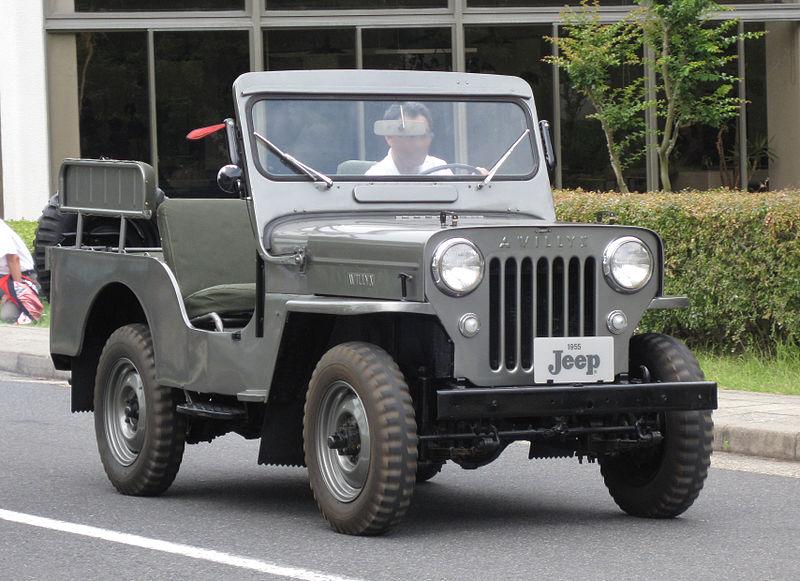 Jeep Cj Jeep Wiki Fandom Powered By Wikia