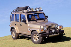 Std 1997 jeep dakar