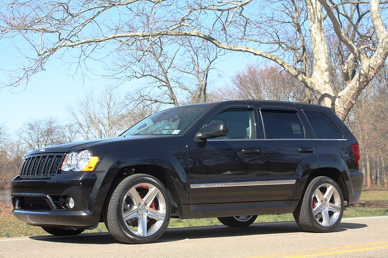 Image - 2010 Jeep SRT8.jpg | Jeep Wiki | FANDOM powered by Wikia